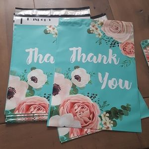 🆕 NEW 25 pcs Thank You Poly Mailers Envelope…